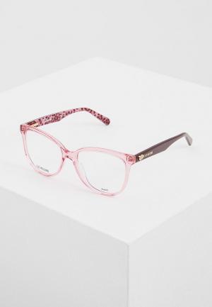 Оправа Love Moschino. Цвет: розовый