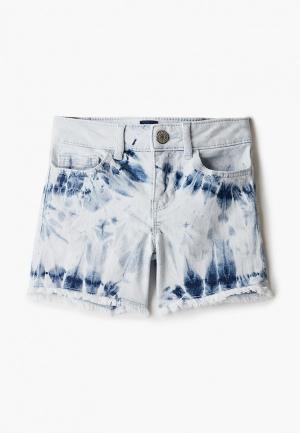Шорты джинсовые Gap. Цвет: белый