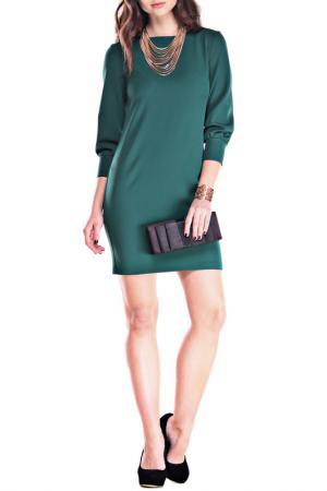 Платье Laura Bettini. Цвет: зеленый