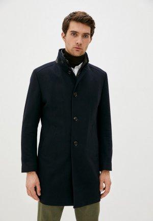 Пальто Windsor. Цвет: синий