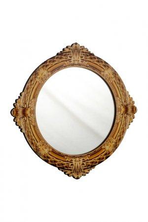 Зеркало настенное GIFTNHOME GIFT'N'HOME. Цвет: коричневый