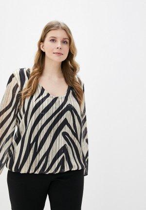 Блуза Kitana by Rinascimento. Цвет: разноцветный