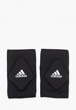 Наколенники adidas Combat. Цвет: черный