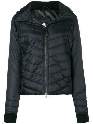 Куртка Hybrid Base Canada Goose. Цвет: черный