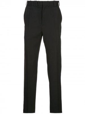 Классические брюки чинос Y/Project. Цвет: черный