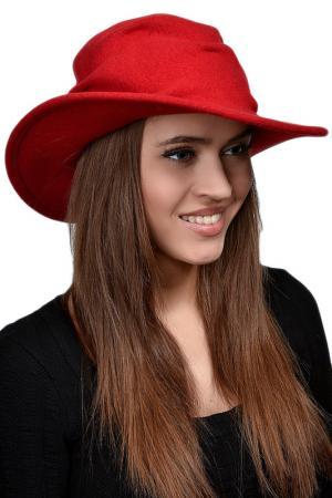 Шляпа Tonak. Цвет: красный