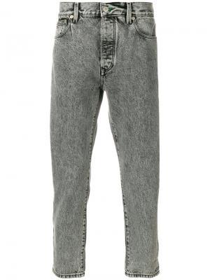Джинсы прямого кроя Tommy Jeans. Цвет: grey