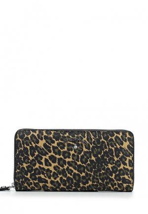Кошелек Vivienne Westwood Anglomania. Цвет: коричневый