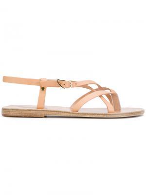 Сандалии Semele Ancient Greek Sandals. Цвет: нейтральные цвета