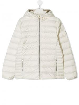 TEEN padded down jacket Ciesse Piumini Junior. Цвет: белый