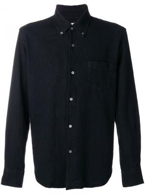 Casual long-sleeve shirt Our Legacy. Цвет: черный
