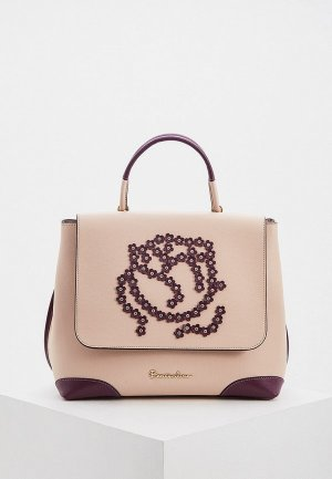Сумка Braccialini. Цвет: розовый
