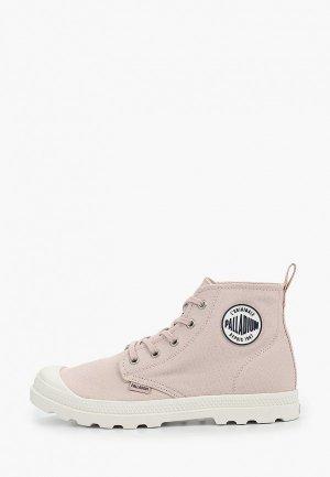 Ботинки Palladium. Цвет: розовый