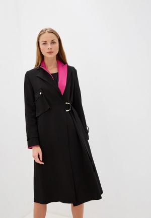Пальто Max&Co. Цвет: черный