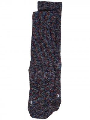 Носки ACG из коллаборации с Kelley Ridge Nike. Цвет: черный