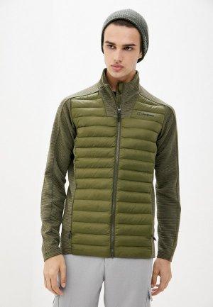 Куртка утепленная Berghaus. Цвет: хаки