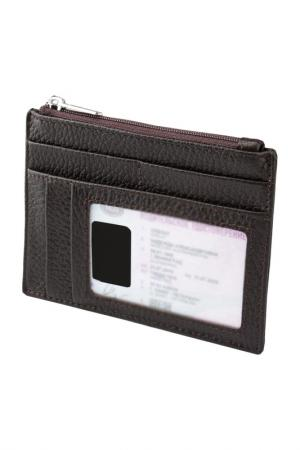 Карман для документов Dimanche. Цвет: коричневый