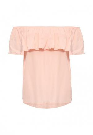 Блуза adL. Цвет: коралловый