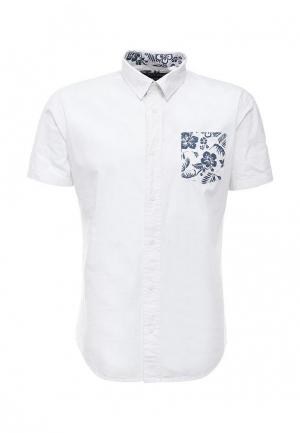Рубашка Fresh Brand. Цвет: белый