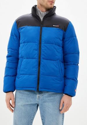 Куртка утепленная Element. Цвет: синий