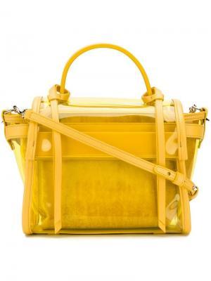 Angel Ghost bag Elena Ghisellini. Цвет: желтый