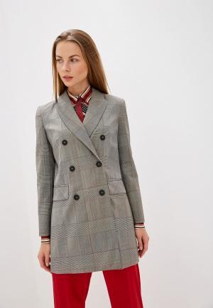 Пиджак Max&Co. Цвет: бежевый