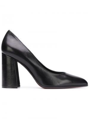 Pointed heel pumps Deimille. Цвет: черный