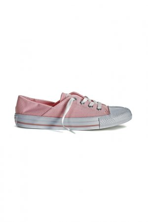Кеды CONVERSE. Цвет: vapor pink