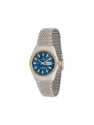 Наручные часы Falcon Reissue 38 мм TIMEX. Цвет: серебристый
