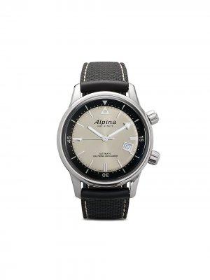 Наручные часы Seastrong Heritage Diver 42 мм Alpina. Цвет: белый-blue
