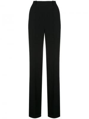 Широкие брюки Gavi Altuzarra. Цвет: черный