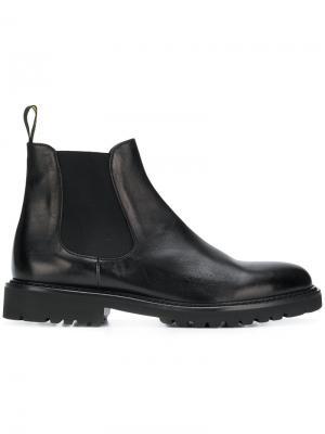 Classic flat chelsea boots Doucal's. Цвет: черный