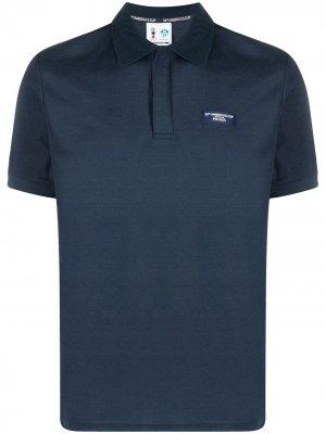 Рубашка поло 36th Americas Cup x Prada North Sails. Цвет: синий