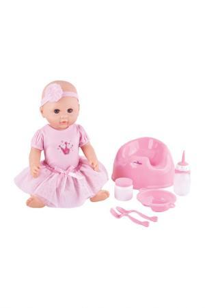 Кукла Лили MARY POPPINS. Цвет: розовый