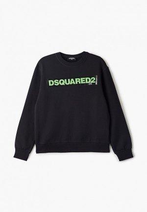 Свитшот Dsquared2. Цвет: черный