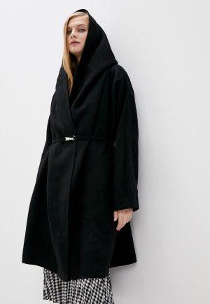 Пальто Add. Цвет: черный