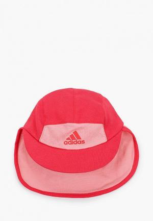 Бейсболка adidas. Цвет: розовый