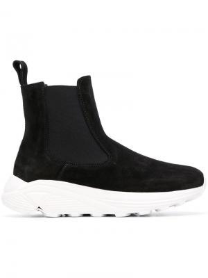Ботинки Verona Diemme. Цвет: черный