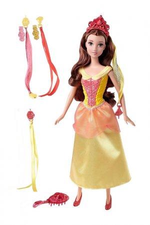 Белль с аксессуарами Disney Princess. Цвет: желтый