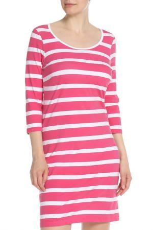 Платье UNQ. Цвет: бордовый