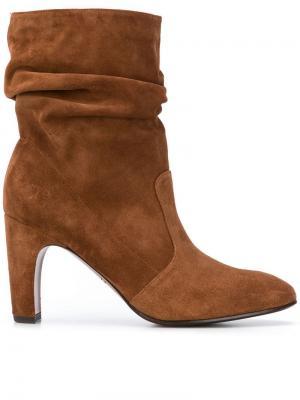 Edil boots Chie Mihara. Цвет: коричневый