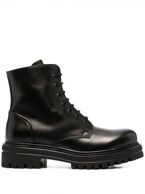 Ботинки Megan Scarosso. Цвет: черный