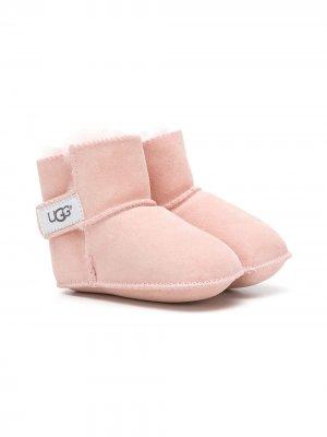 Угги-пинетки UGG Kids. Цвет: розовый
