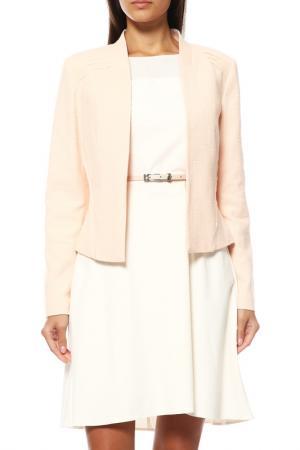 Пиджак Comma. Цвет: персиковый