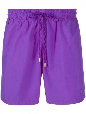 Плавки-шорты Solid Vilebrequin. Цвет: розовый