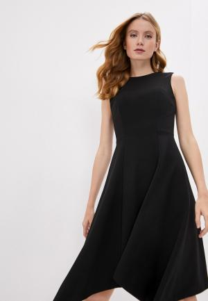 Платье DKNY. Цвет: черный