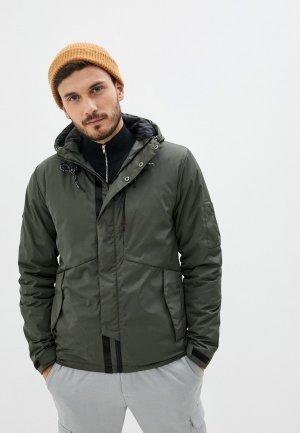 Куртка утепленная Trailhead. Цвет: хаки