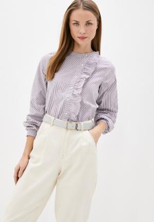 Блуза Compania Fantastica. Цвет: фиолетовый