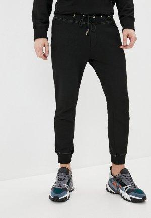 Брюки спортивные Versace Jeans Couture. Цвет: черный