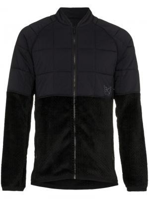 Утепленная куртка Burton Ak. Цвет: черный